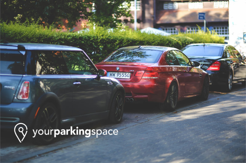 Your Parking Space Case Study